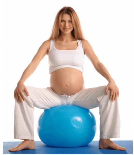 ballon de grossesse